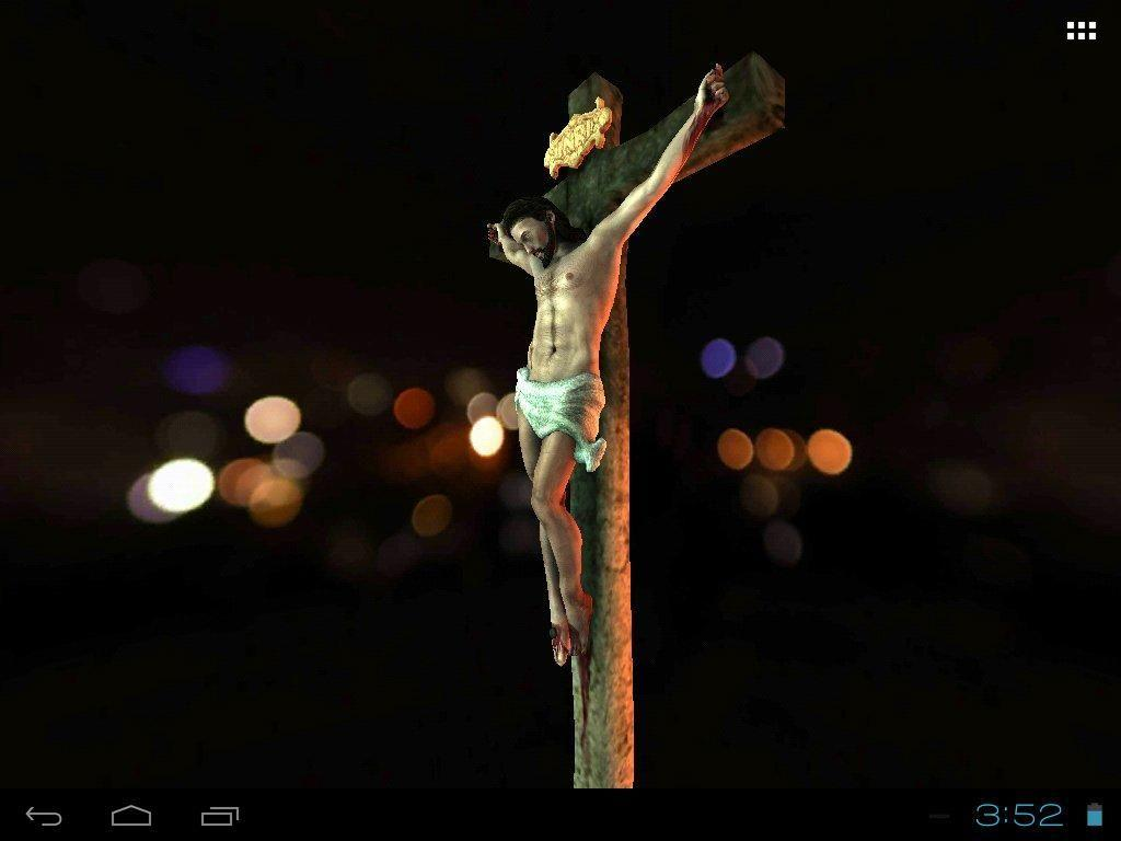 3D Jesus Christ Live Wallpapers