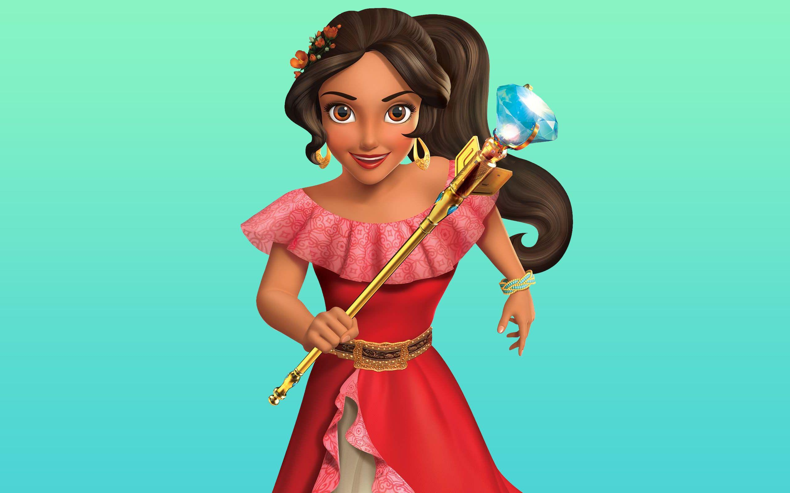 Elena of Avalor: Big wallpapers with main characters