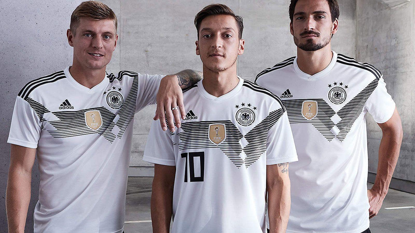 4f3d15ef12a71 2018 World Cup Kits: Adidas away uniforms revealed (PHOTOS) | SI.com