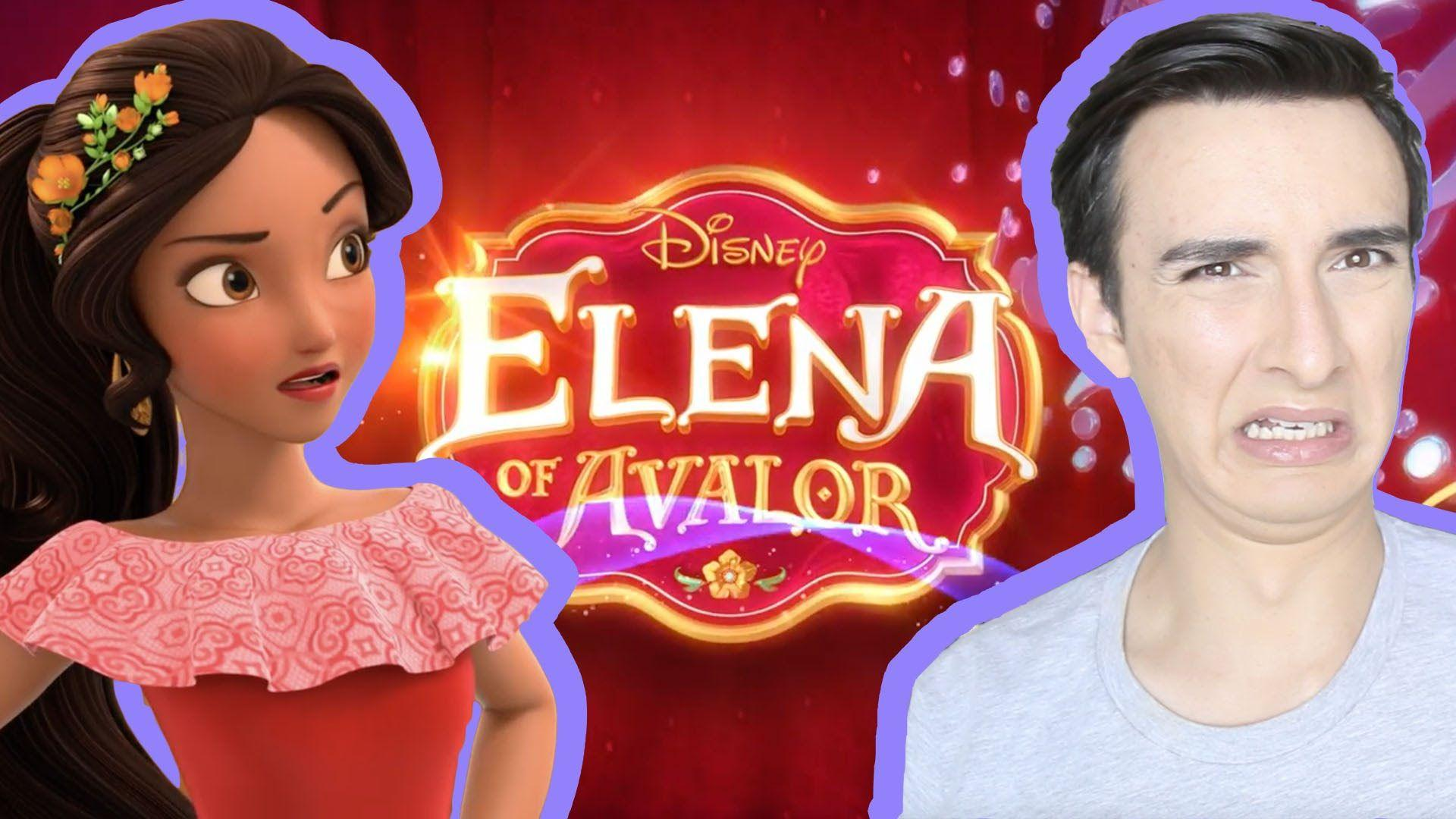 CUBANRANTS: ELENA OF AVALOR