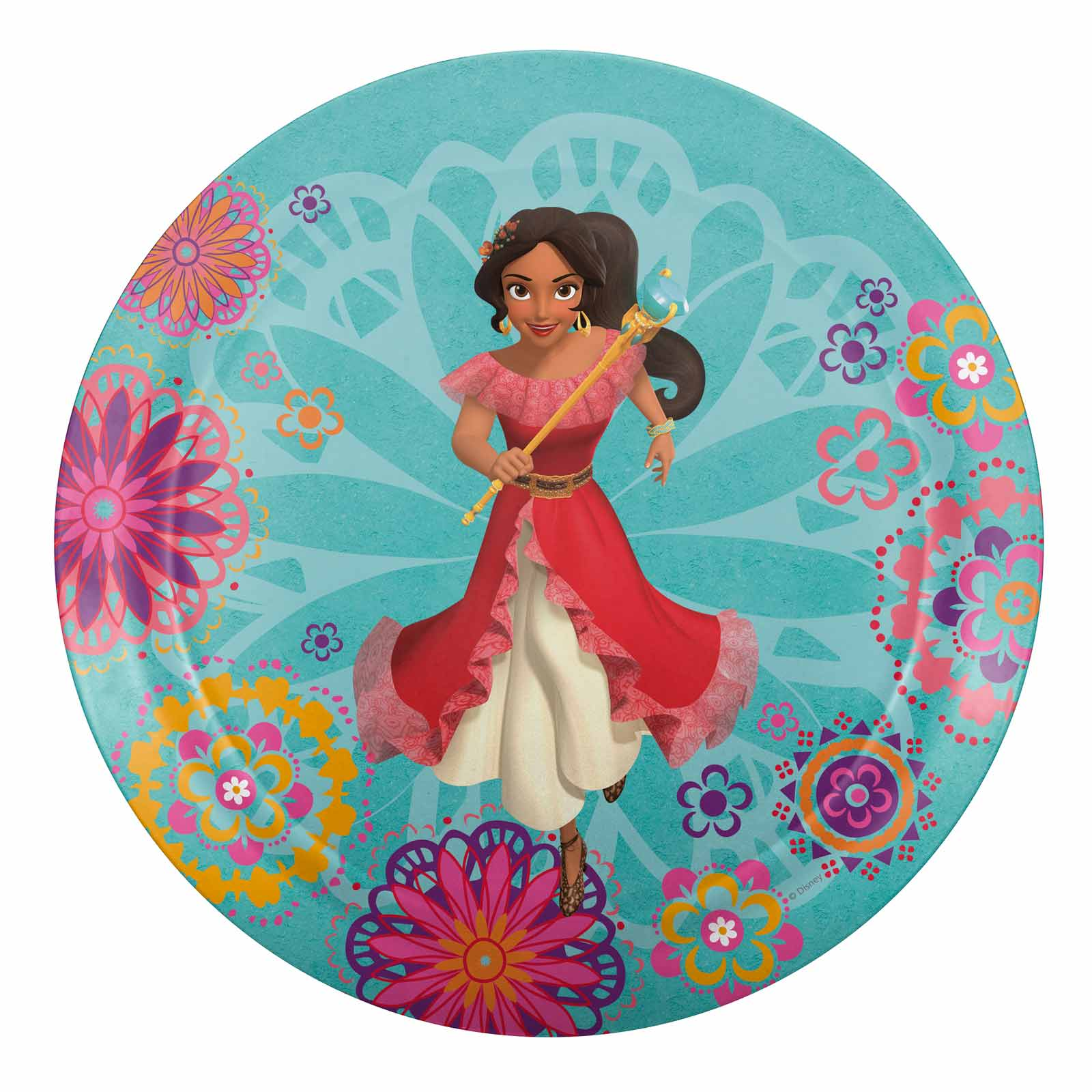 Elena of Avalor Melamine Plates for sale