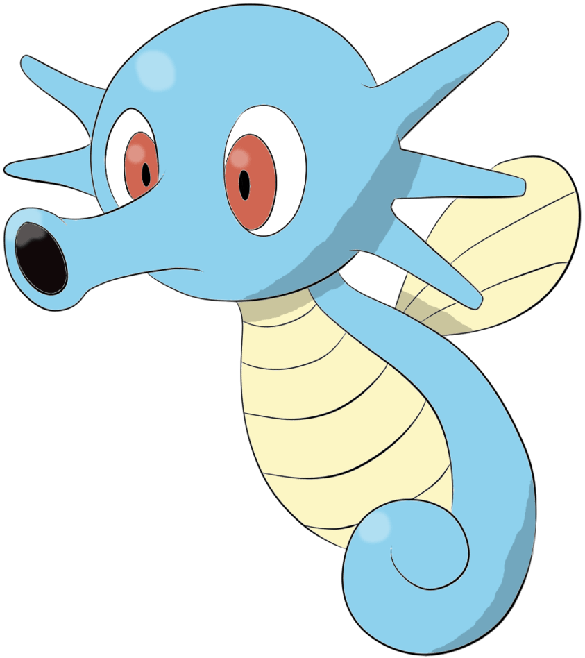 Horsea by BlackVictini on DeviantArt