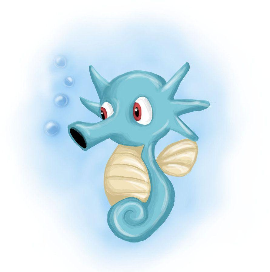 Horsea by ItzAmandaYay on DeviantArt