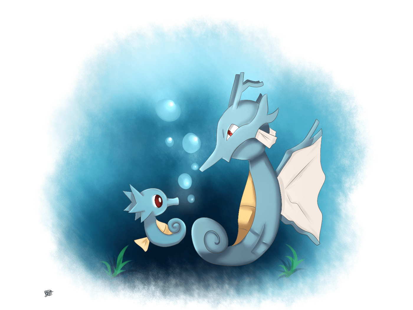 Kingdra on Dragons-Of-Pokemon - DeviantArt
