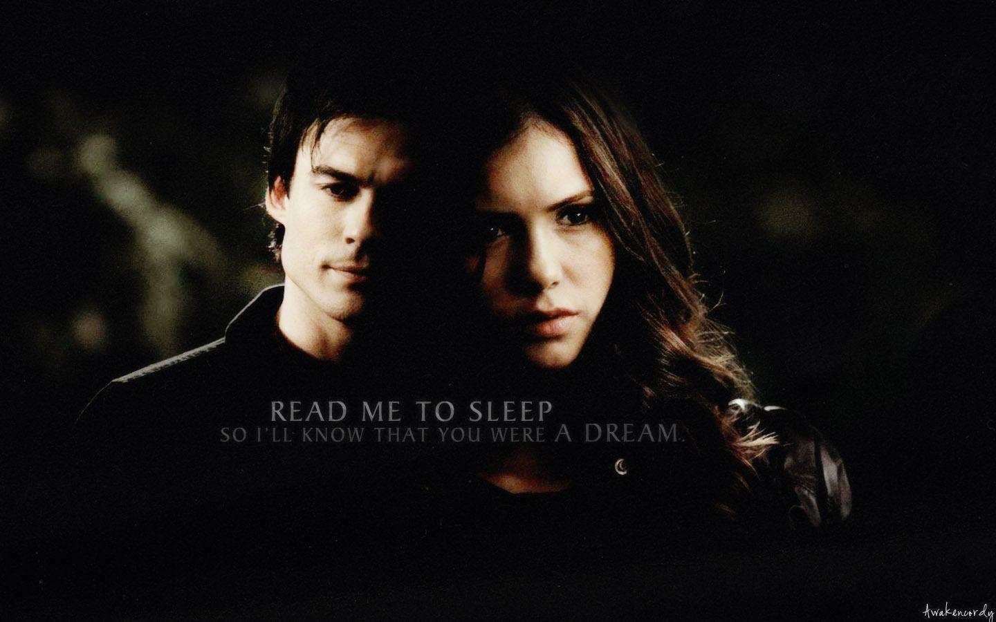 Photo Collection Quotes Vampire Diaries Wallpaper
