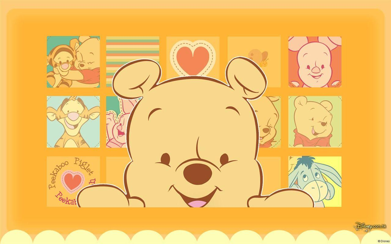 Baby Pooh Wallpapers Wallpaper Cave