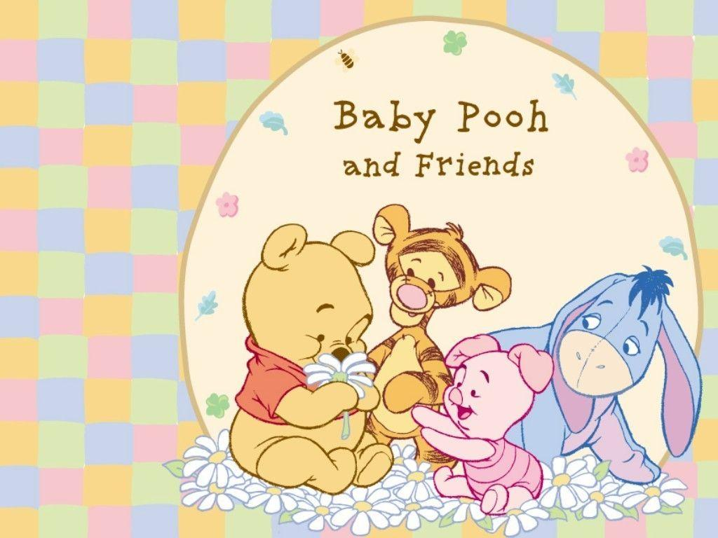 wallpapers winnie the pooh baby  wallpaper cave