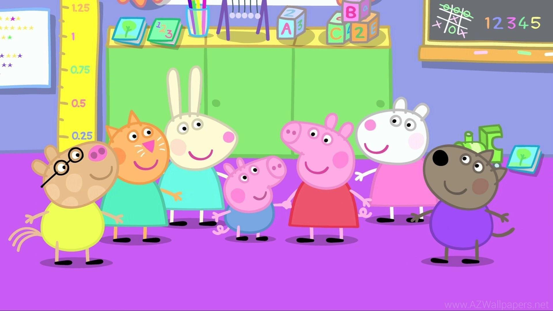 Peppa Pig HD Wallpaper 6