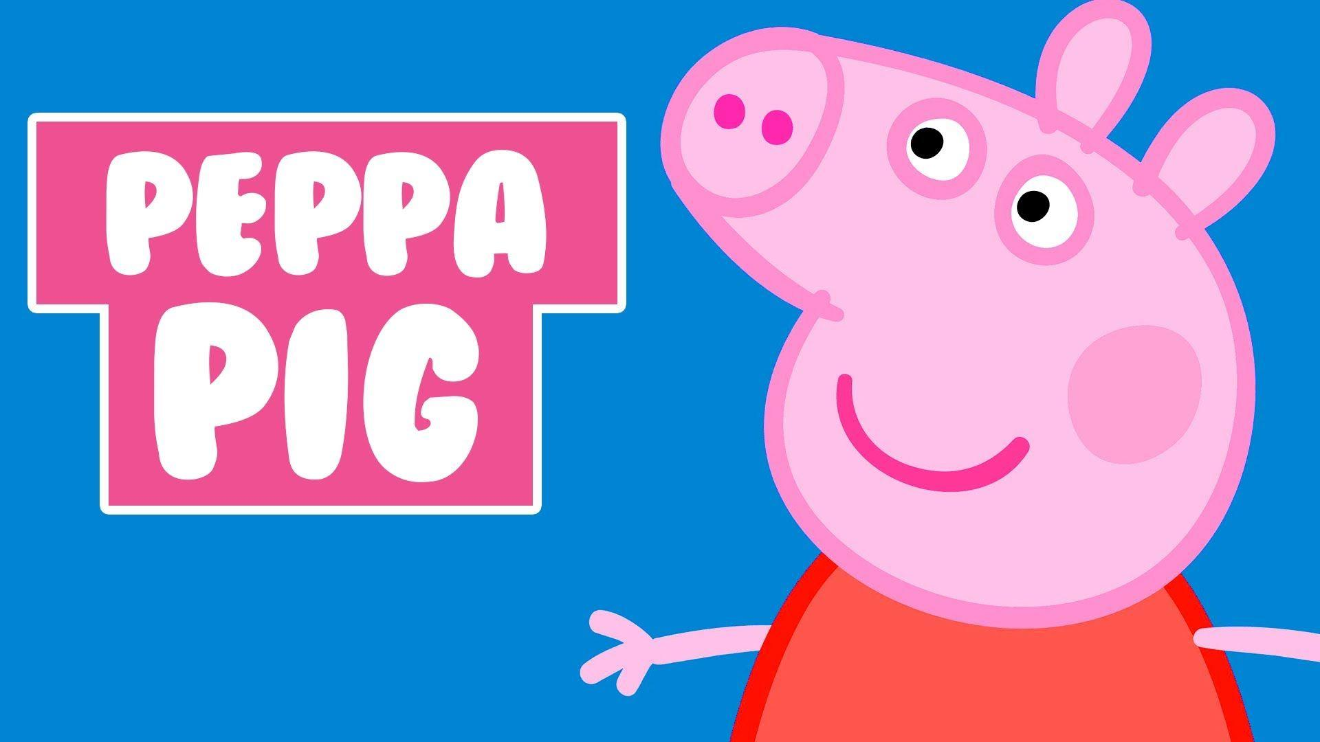 Peppa Pig Wallpapers Group (66)