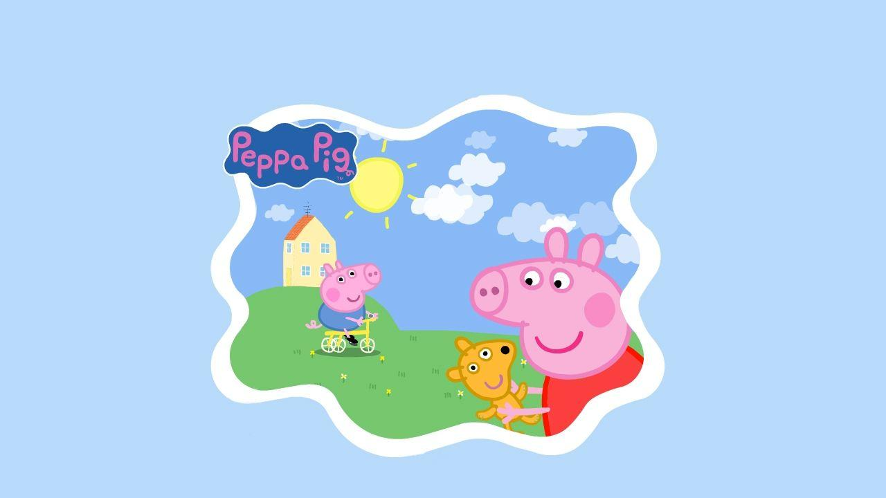 Peppa Pig HD Wallpapers Backgrounds Wallpaper | HD Wallpapers ...