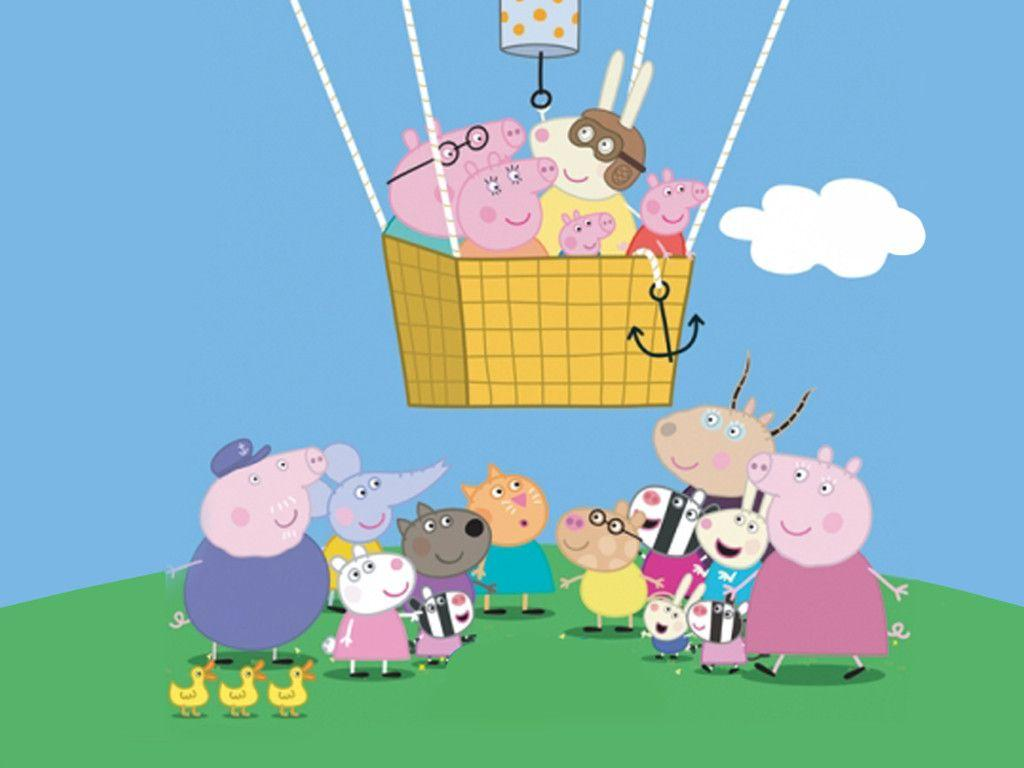 Peppa-Pig-Cartoon-Wallpapers-9 picture, Peppa-Pig-Cartoon ...