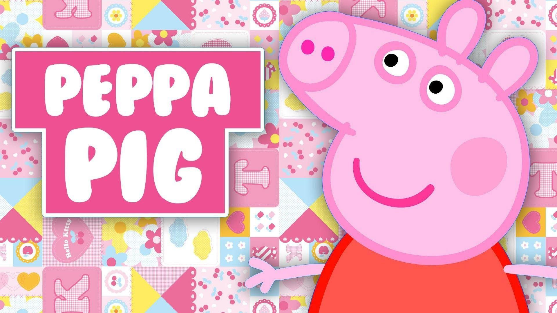 Peppa Pig HD Wallpaper 19