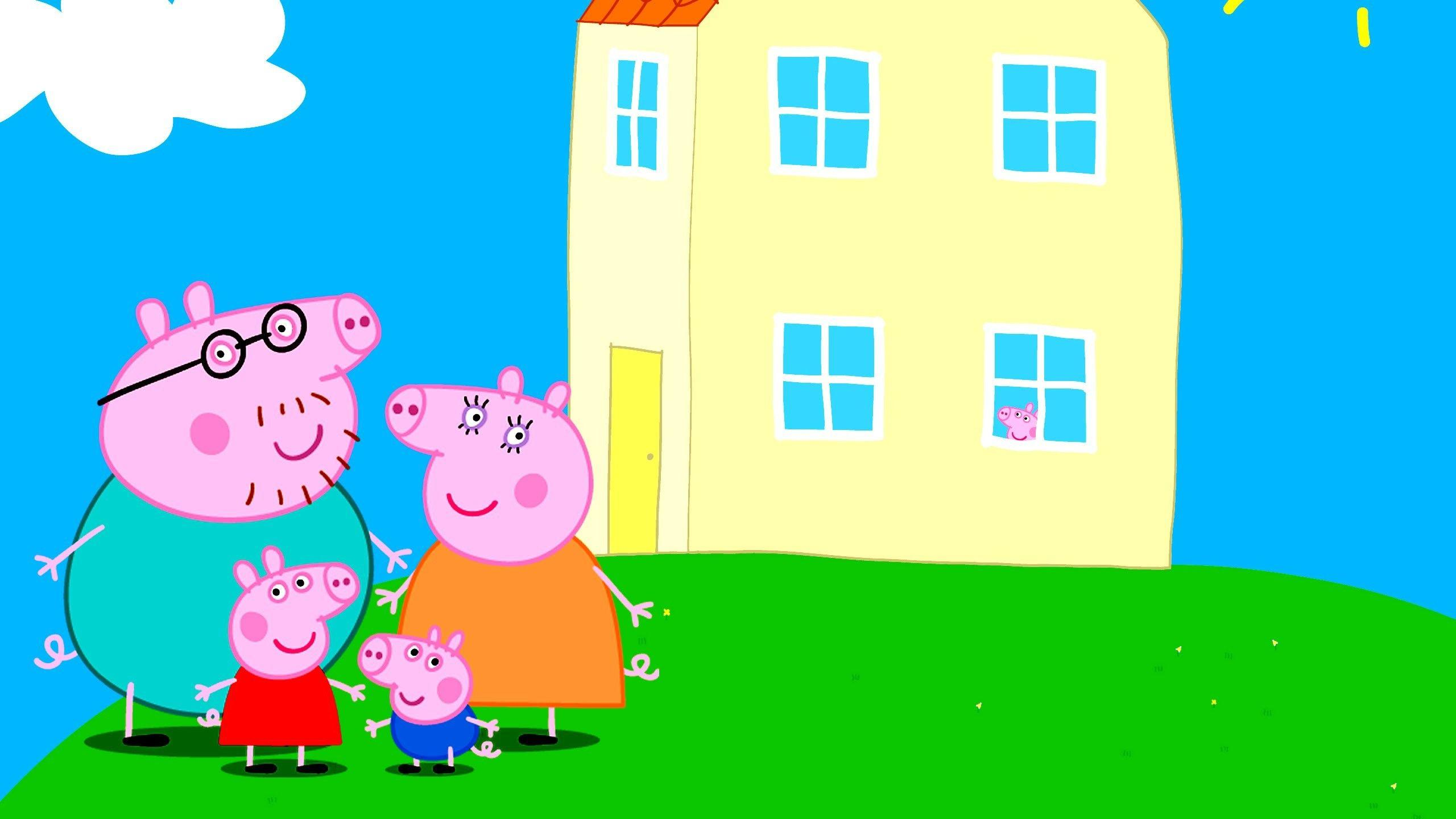 Peppa Pig Wallpapers on MarkInternational.info