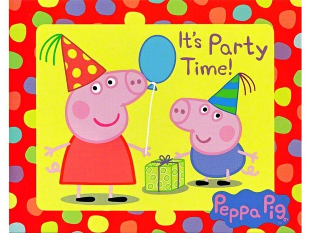 Peppa Pig Wallpaper Desktop HD Quality Peppa Pig Images | HD ...