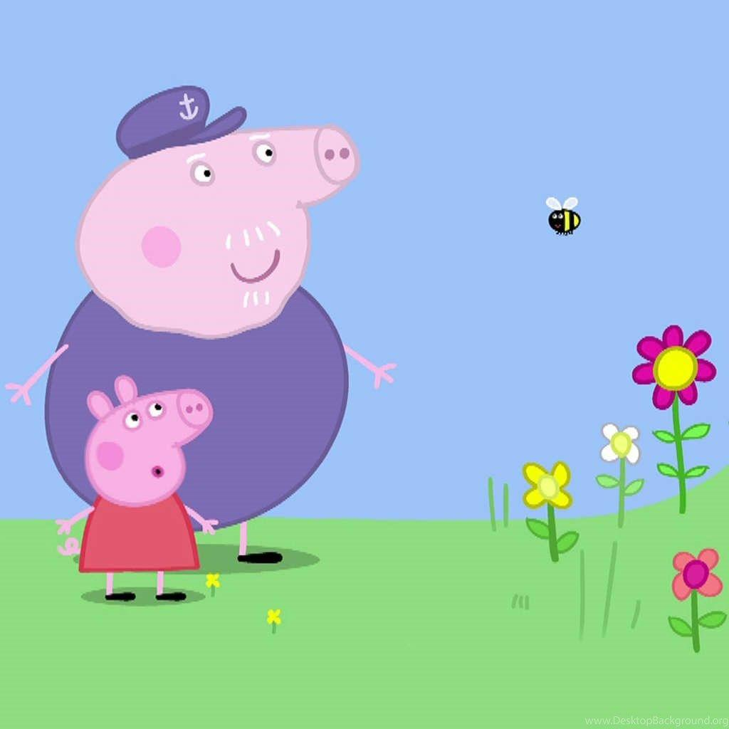 Peppa Pig [13] HD Wallpapers And Images Collection Desktop Background