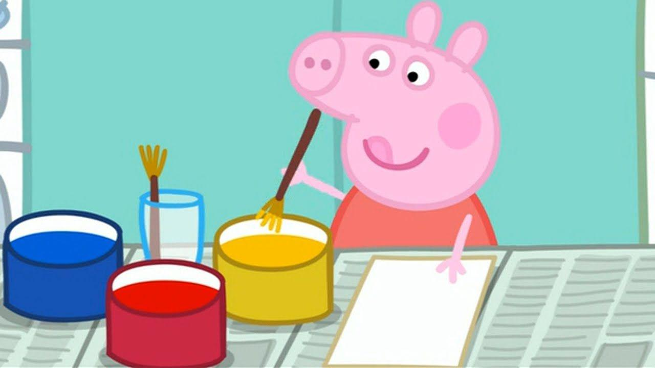 Most viewed Peppa Pig wallpapers | 4K Wallpapers