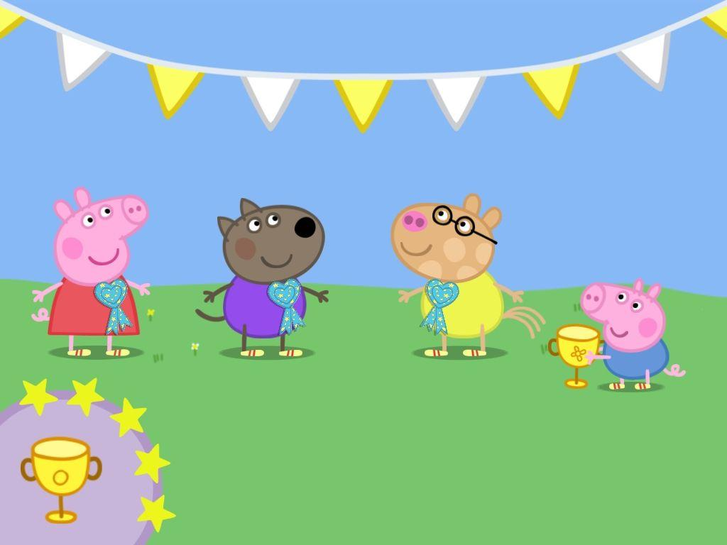 Peppa Pig Wallpaper 35+ - HD wallpaper Collections - szftlgs.com