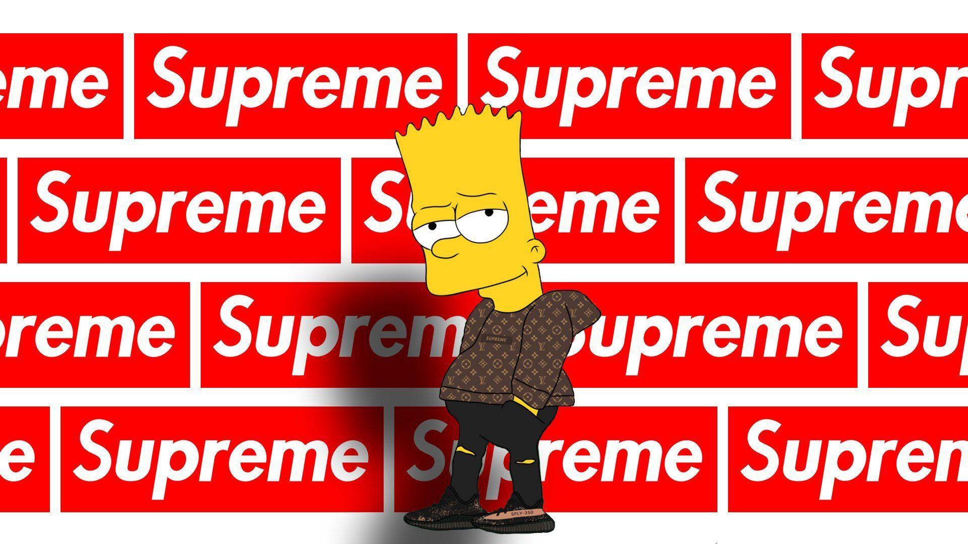 Supreme HD Wallpapers