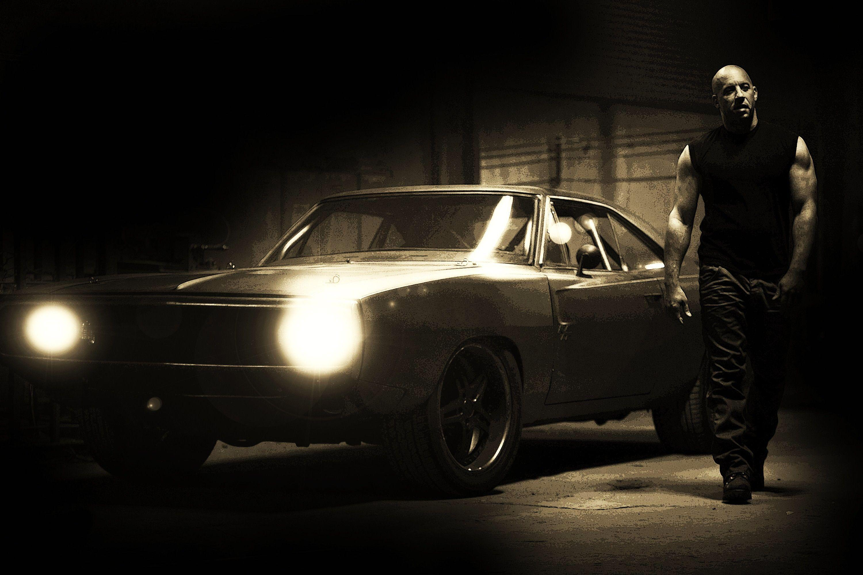 Fast Furious 8 Wallpapers Wallpaper Cave