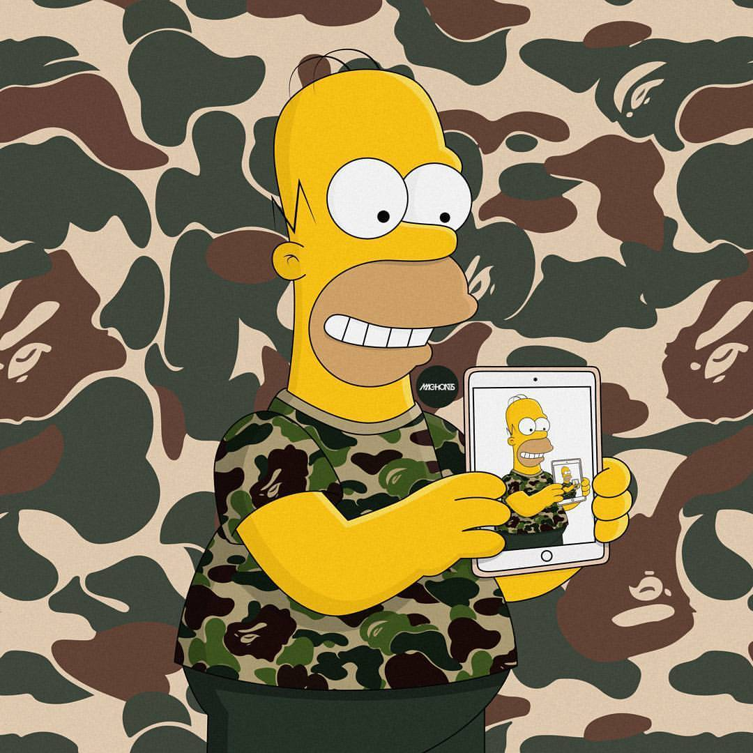 Simpsons Hype Wallpapers