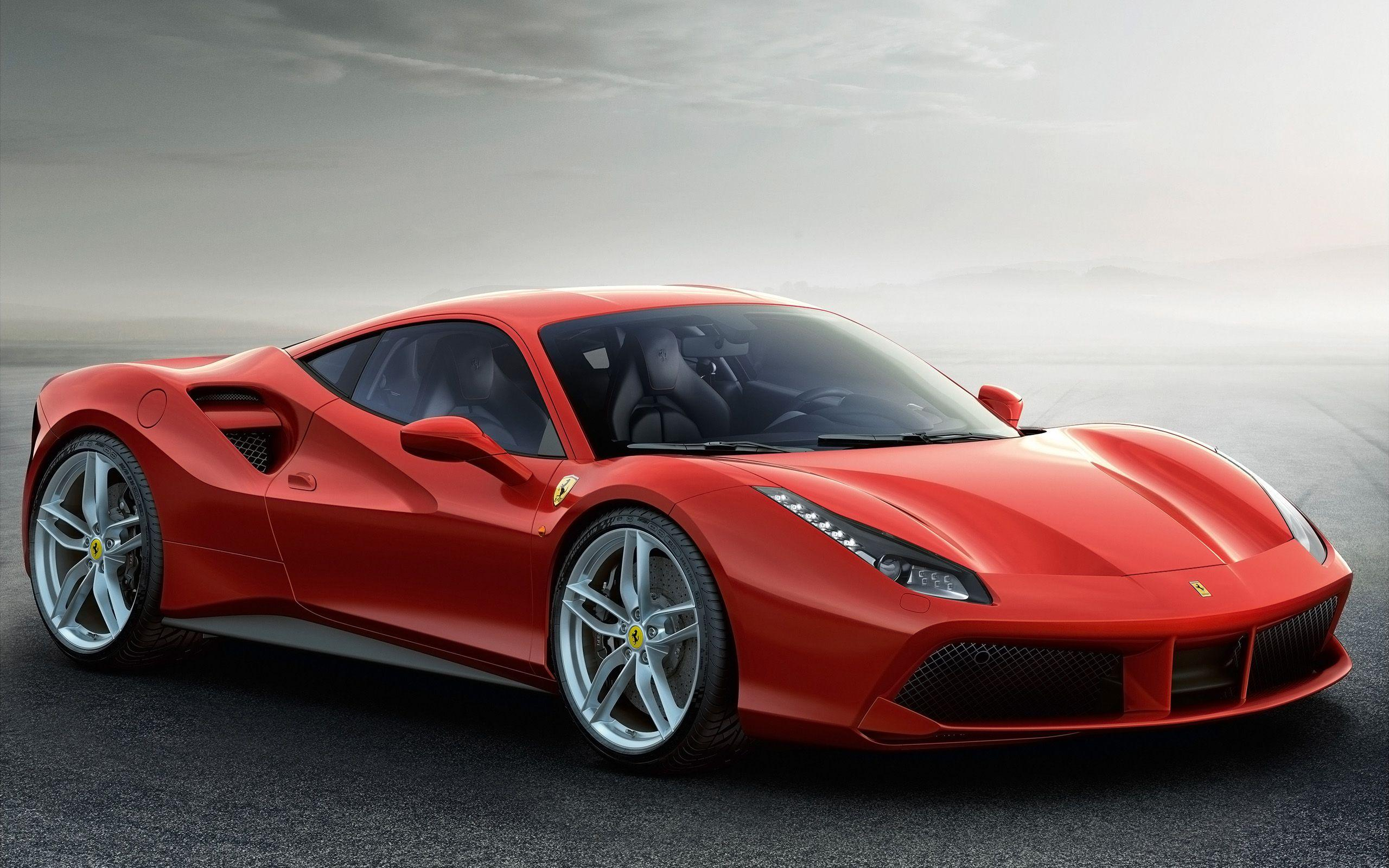2015 Ferrari 488 GTB Wallpapers