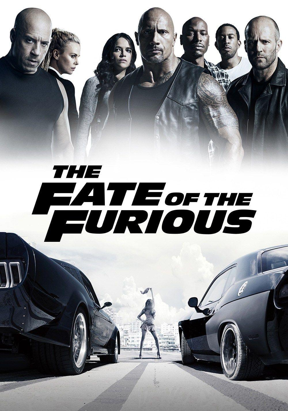 The Fate Of The Furious Wallpapers Wallpaper Cave