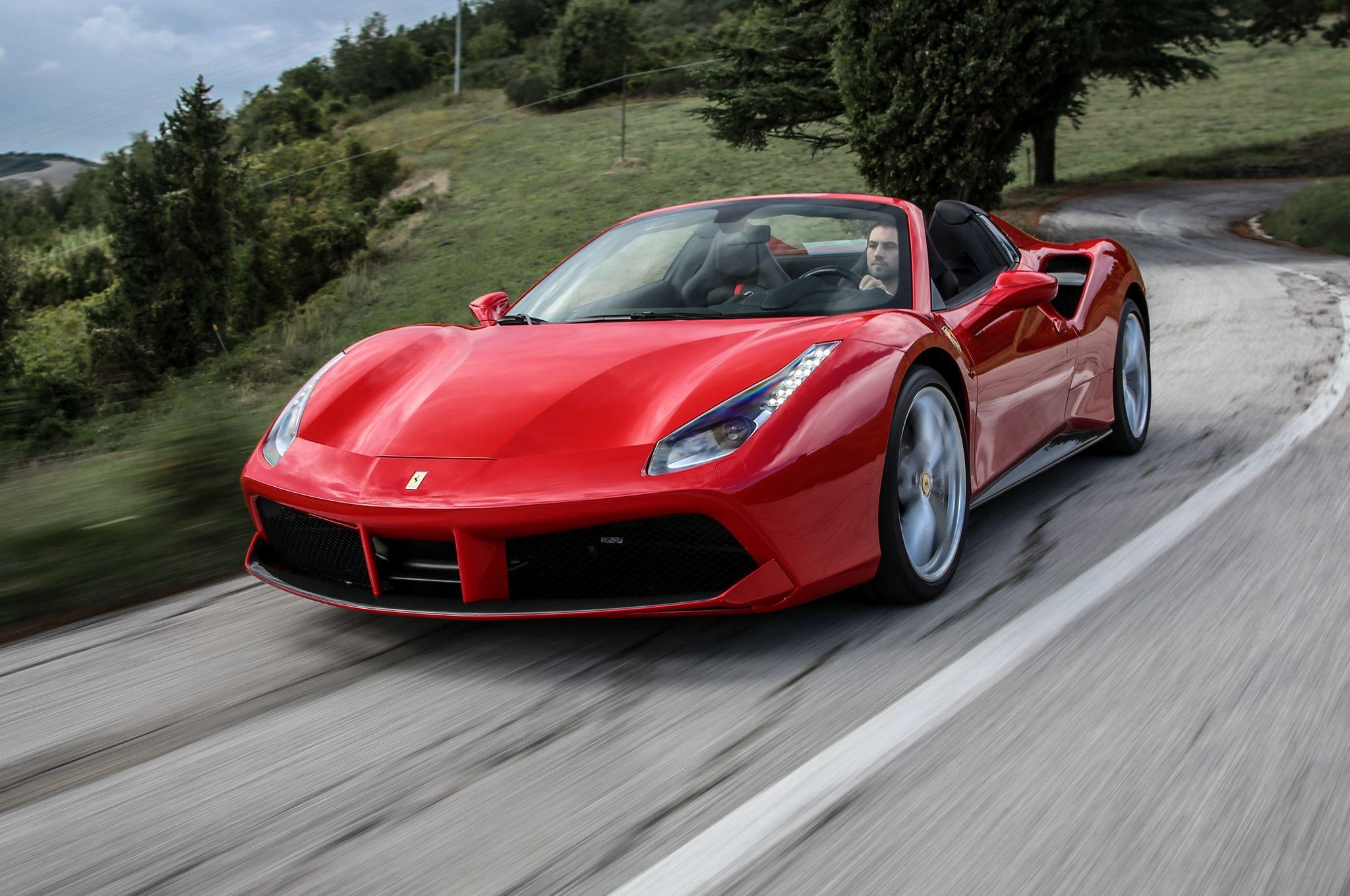 Ferrari 488 Spider wallpapers, Vehicles, HQ Ferrari 488 Spider