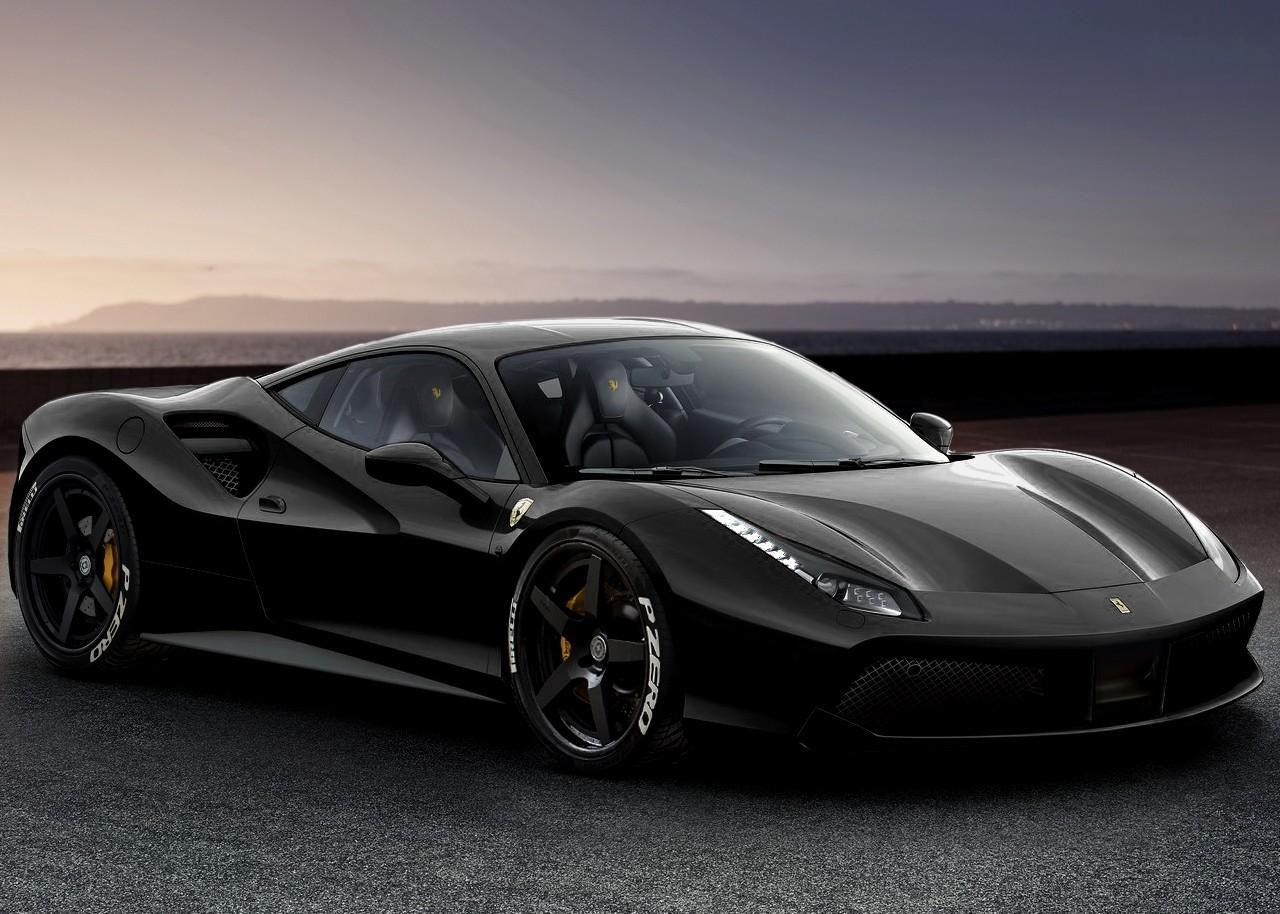 Ferrari 488 GTB Desktop Wallpapers HD