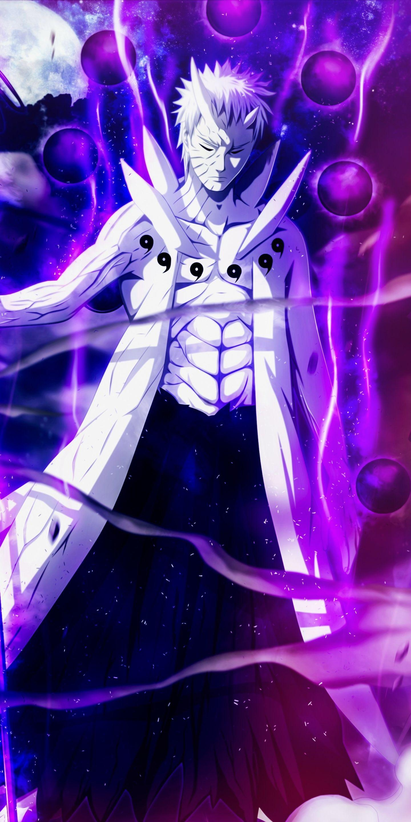 Six paths wallpapers wallpaper cave for Imagenes anime hd full