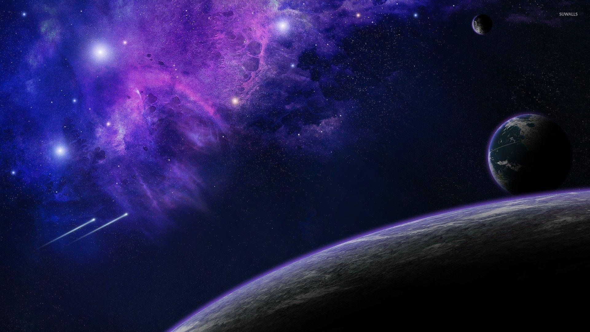 6 Awesome Cosmos Inspired Hd Wallpapers: Krypton Wallpapers