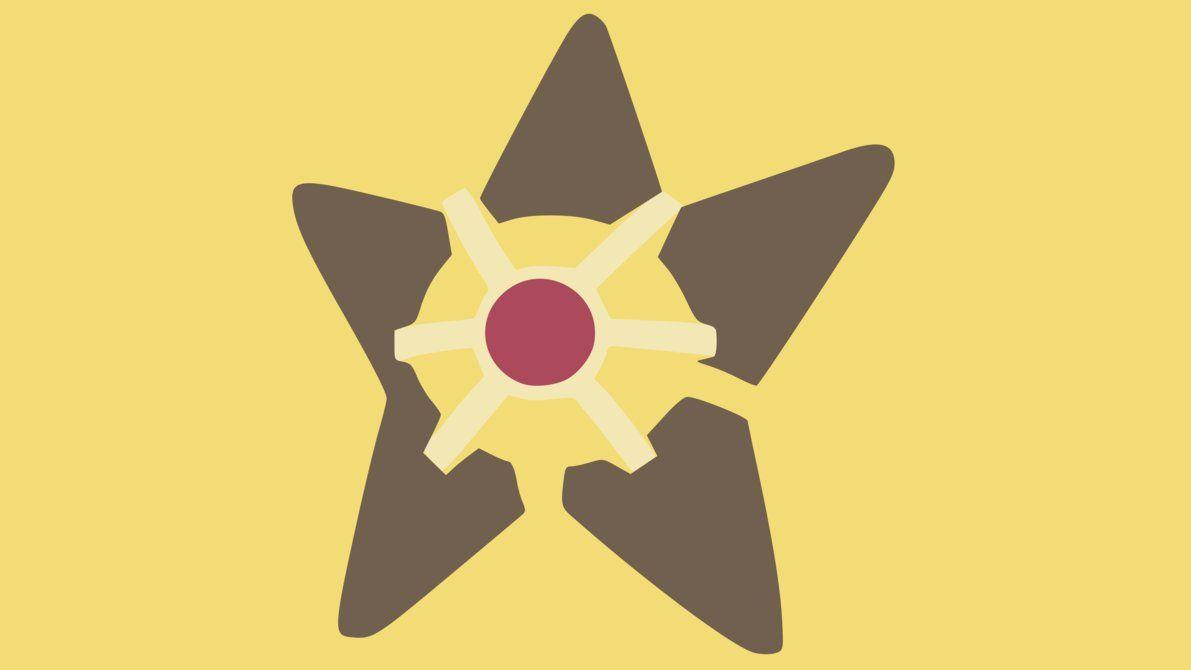 Staryu Wallpaper by DamionMauville on DeviantArt