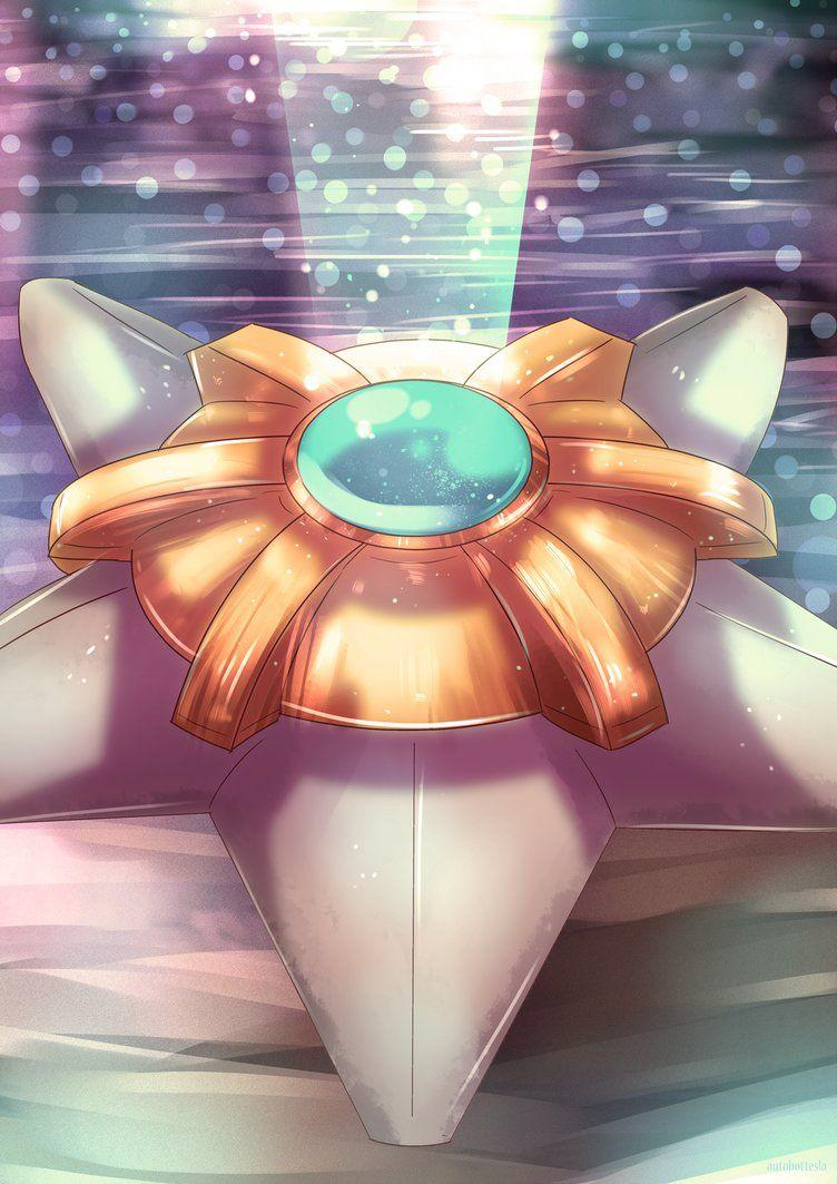 Day 279 - Hitodeman | Staryu (Shiny) by AutobotTesla on DeviantArt