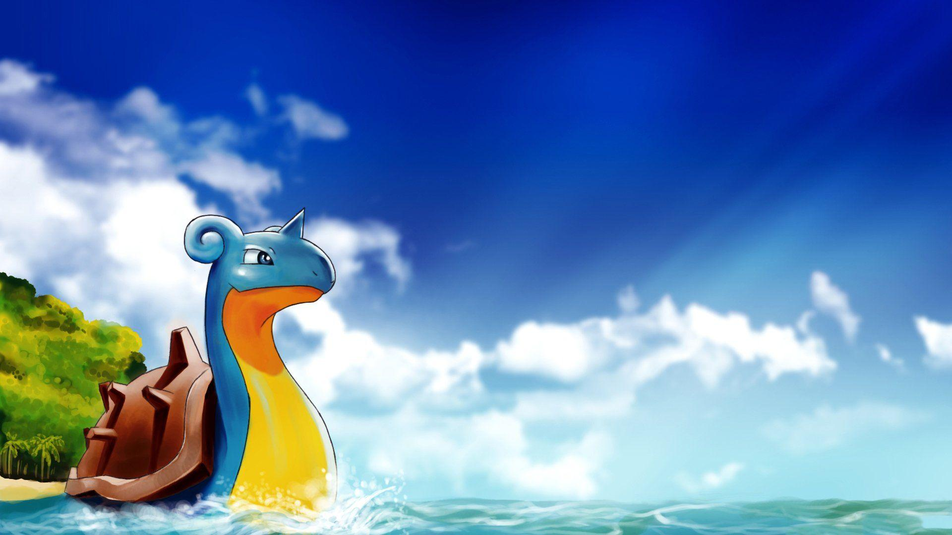 Lapras Full HD Wallpapers and Backgrounds Image