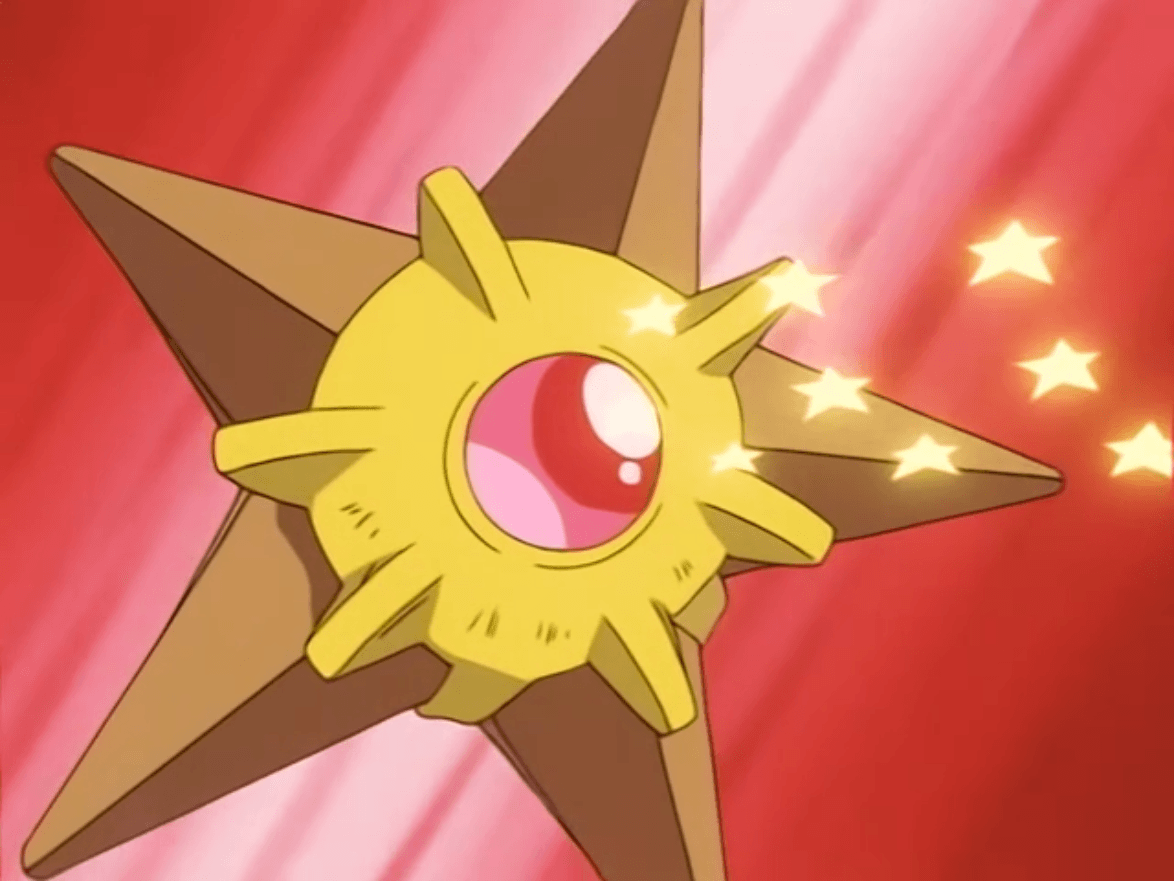 Misty's Staryu (anime) | Pokémon Wiki | FANDOM powered by Wikia