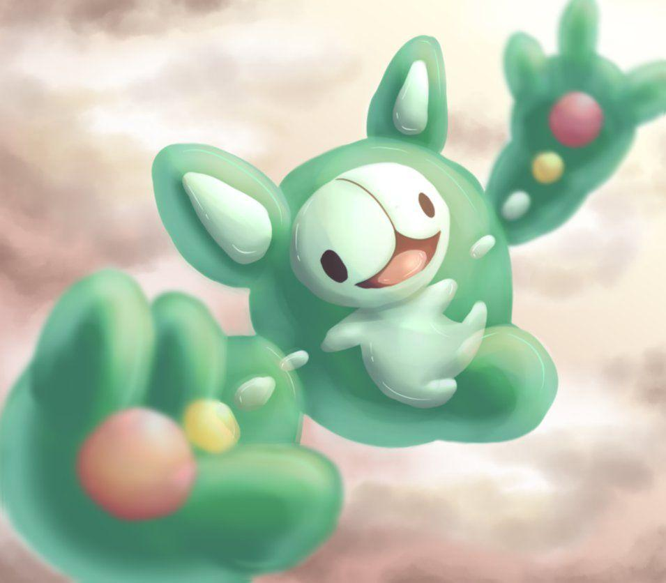 Reuniclus by Fawness