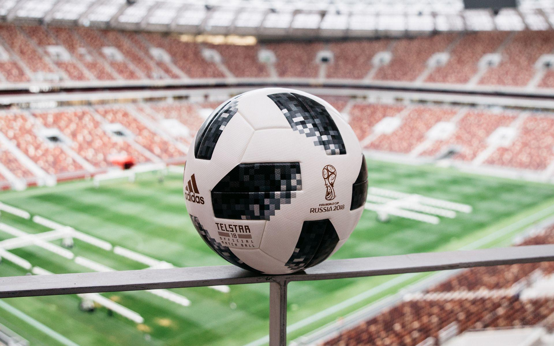 Adidas Telstar 18 FIFA World Cup Wallpapers - Wallpaper Cave 807bdc01dd14d