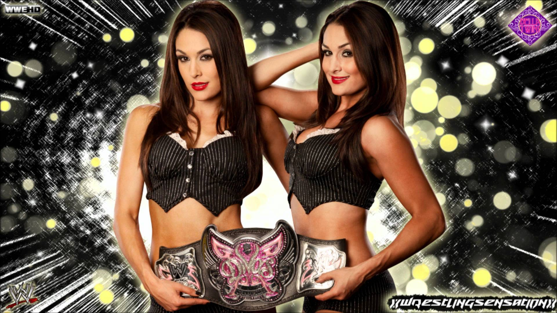 The Bella Twins 3rd WWE Theme Song Download
