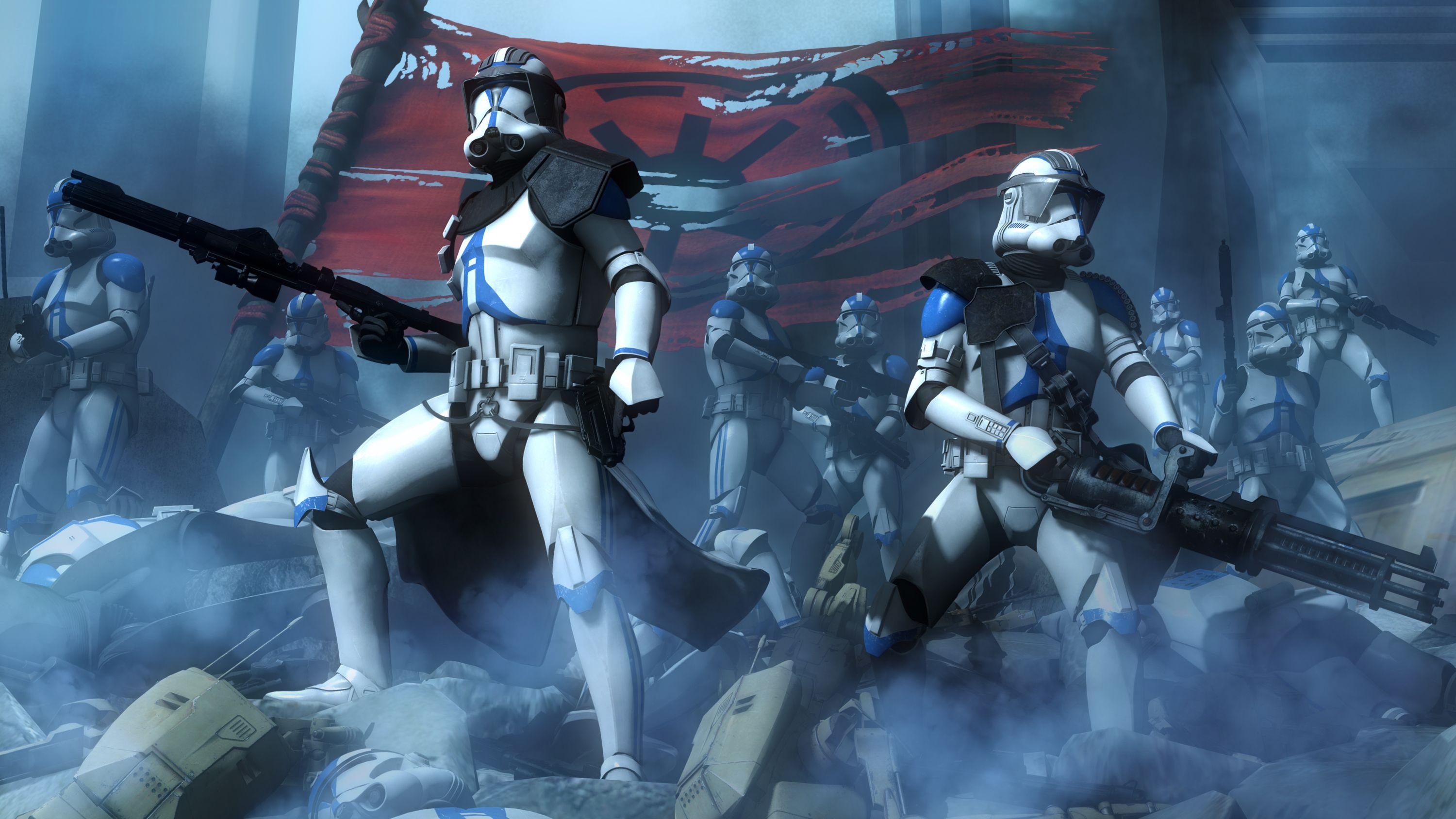 10 New Star Wars Clone Army Wallpaper Full Hd 1080p For Pc
