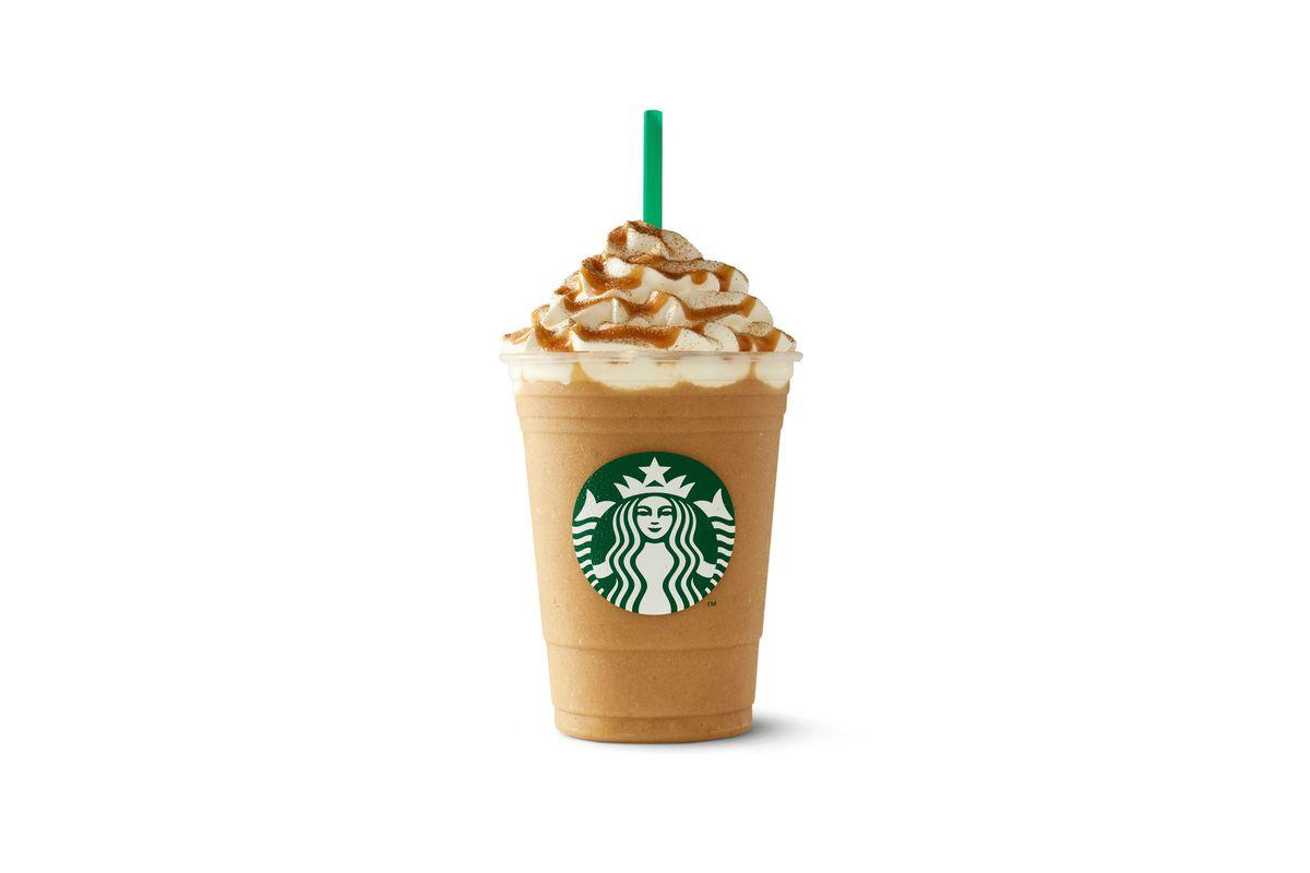 Starbucks' Newest Frappuccino Caters to the Lactose Intolerant - Eater
