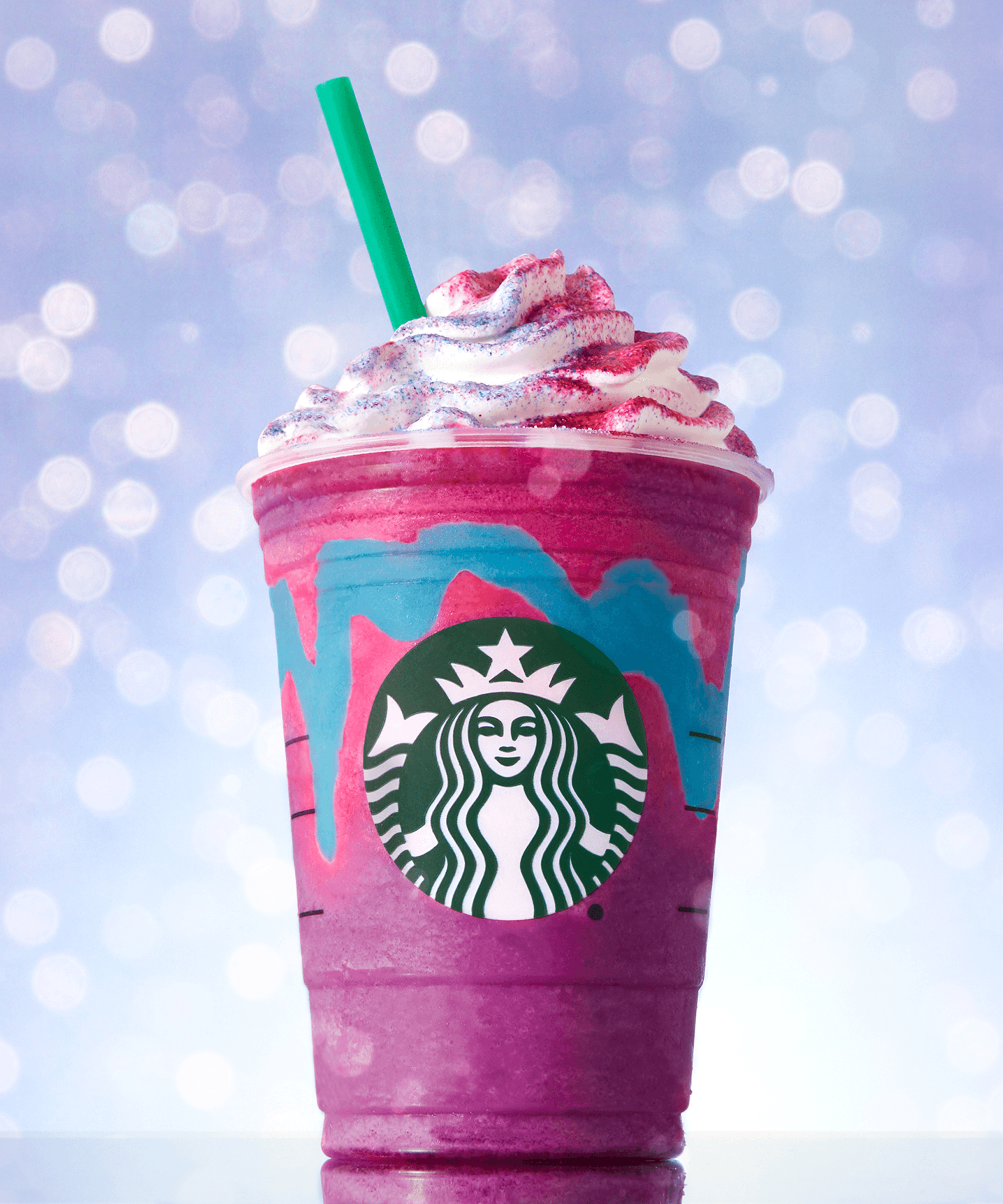 Get A Free Unicorn Frappuccino Singing Viral Video