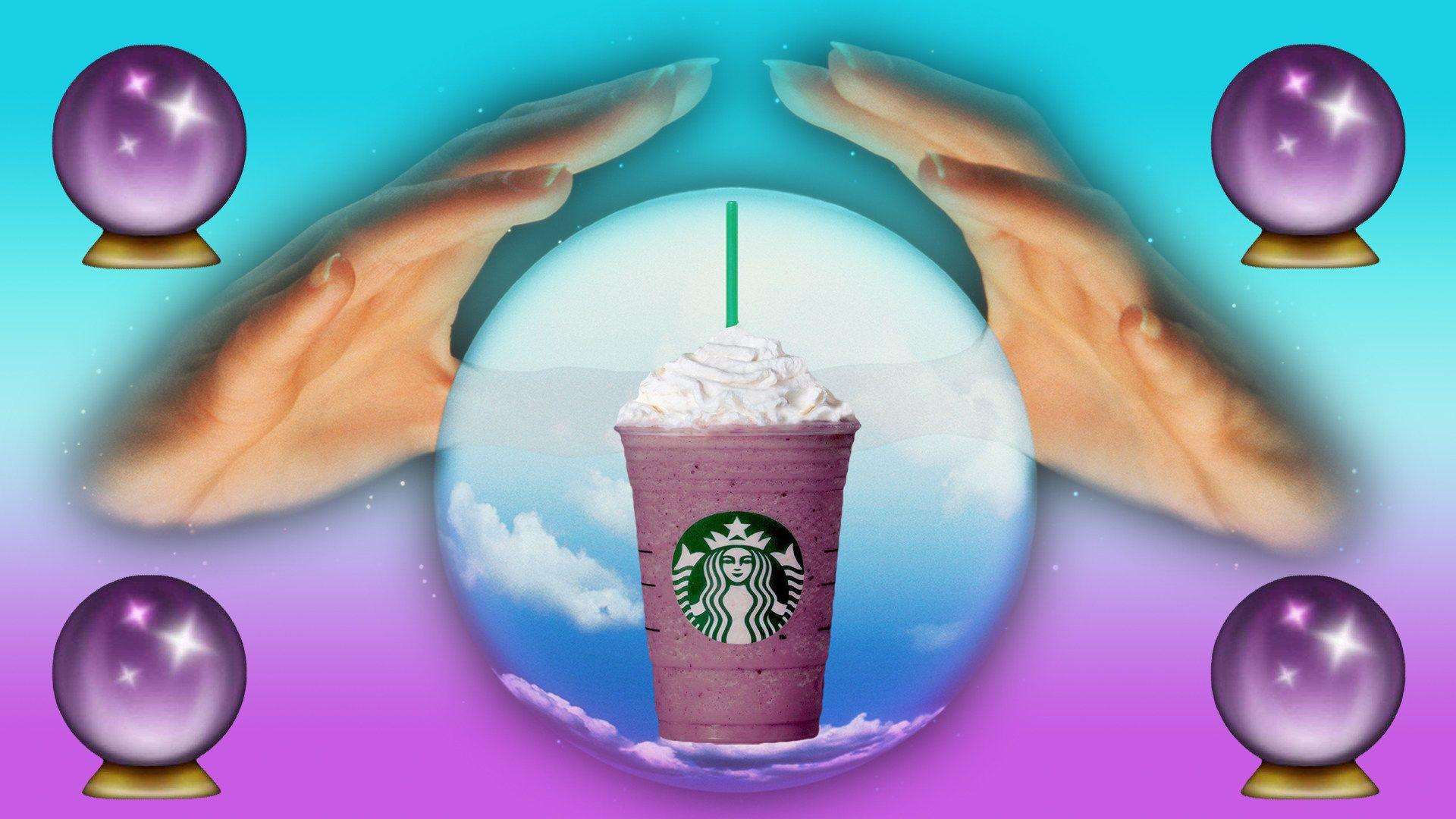 Starbucks Is Conjuring Up a Magical New Frappuccino