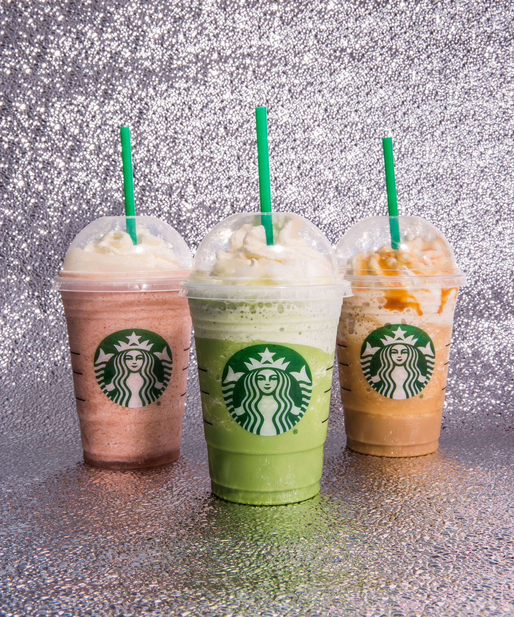 Starbucks May Introduce A New Crystal Ball Frappuccino
