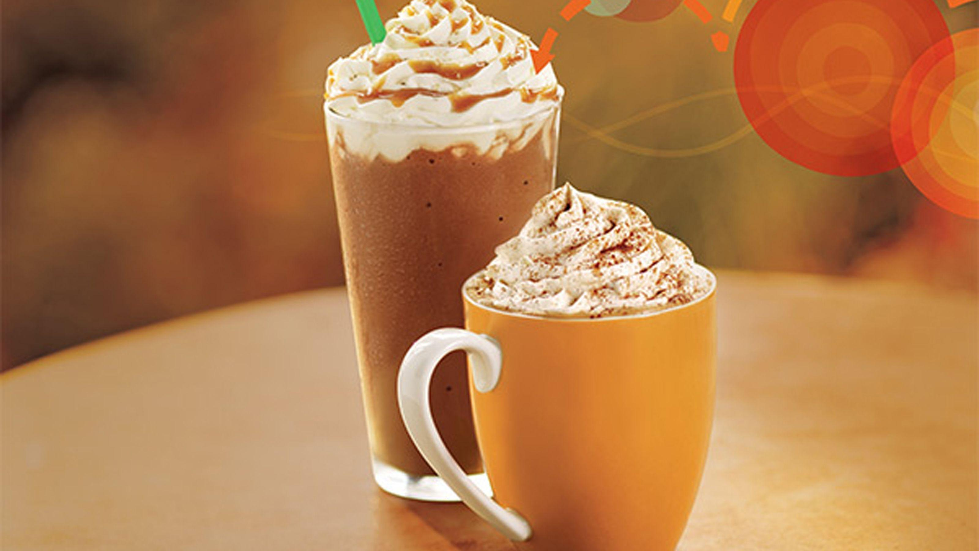 Top Five Hot Starbucks Drinks This Season | Her Campus