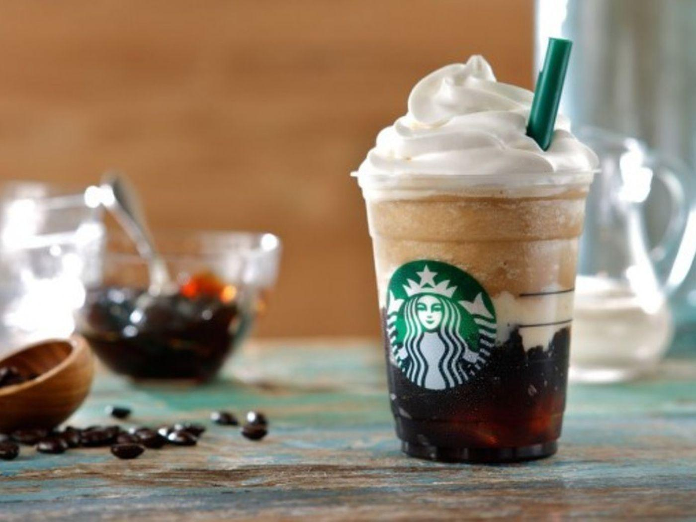 People Are Going Crazy for Starbucks Japan's Coffee Jelly ...
