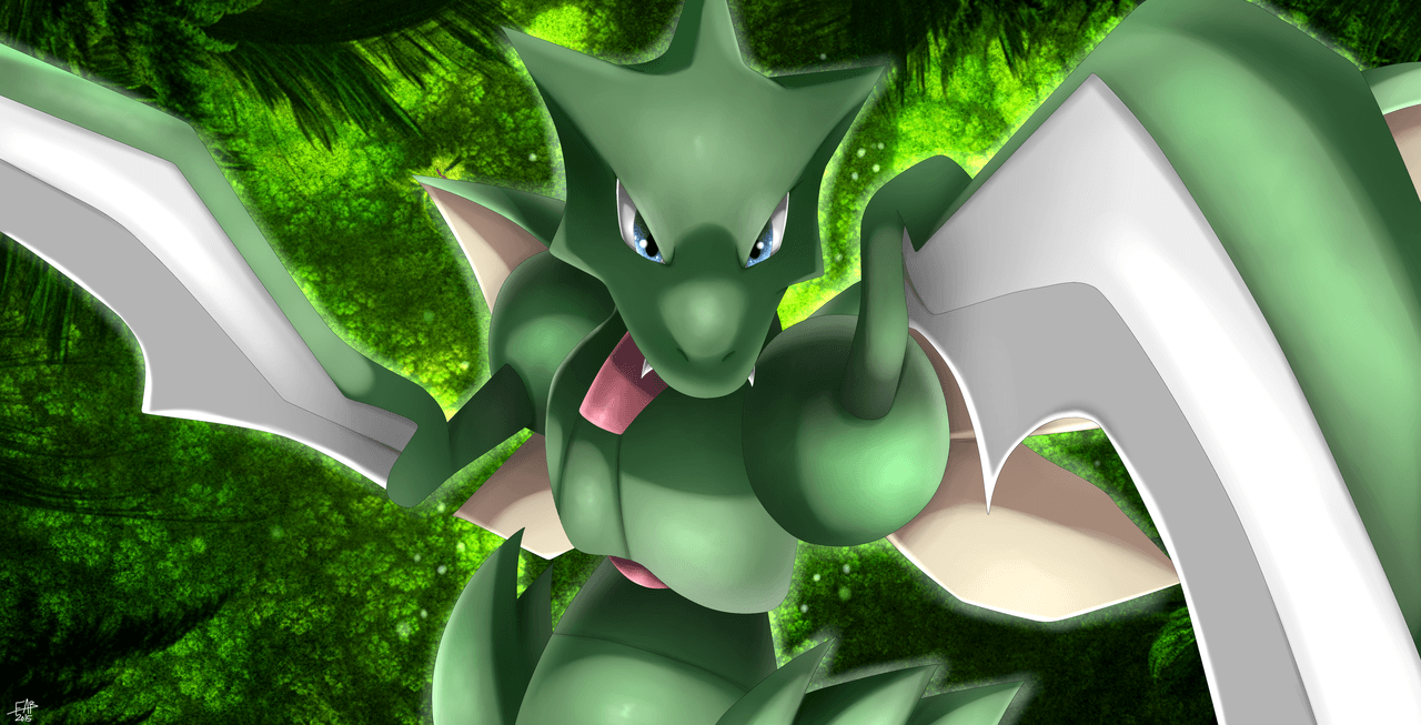 Scyther hd wallpapers wallpaper cave - Scyther wallpaper ...