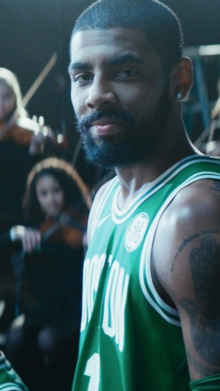 Kyrie Irving wallpaper | BASKETBALL | Pinterest | Kyrie irving and NBA