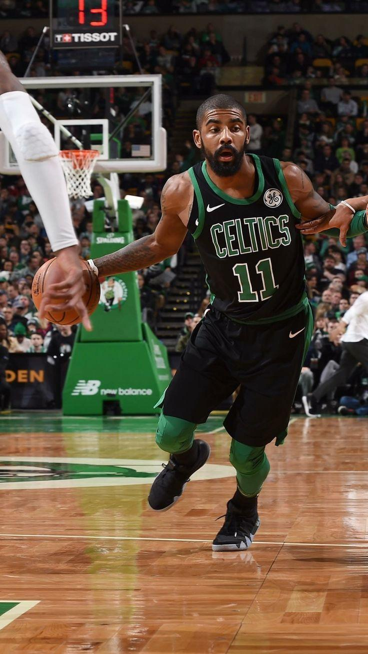 Kyrie Irving Celtics Wallpapers - Wallpaper Cave