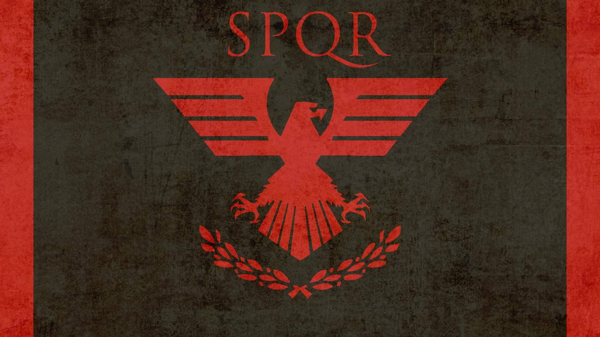 Roman Spqr Wallpaper SPQR Wallpapers - Wall...