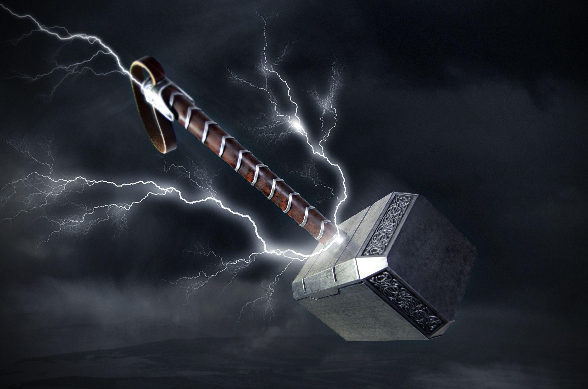 Thors Hammer Wallpapers