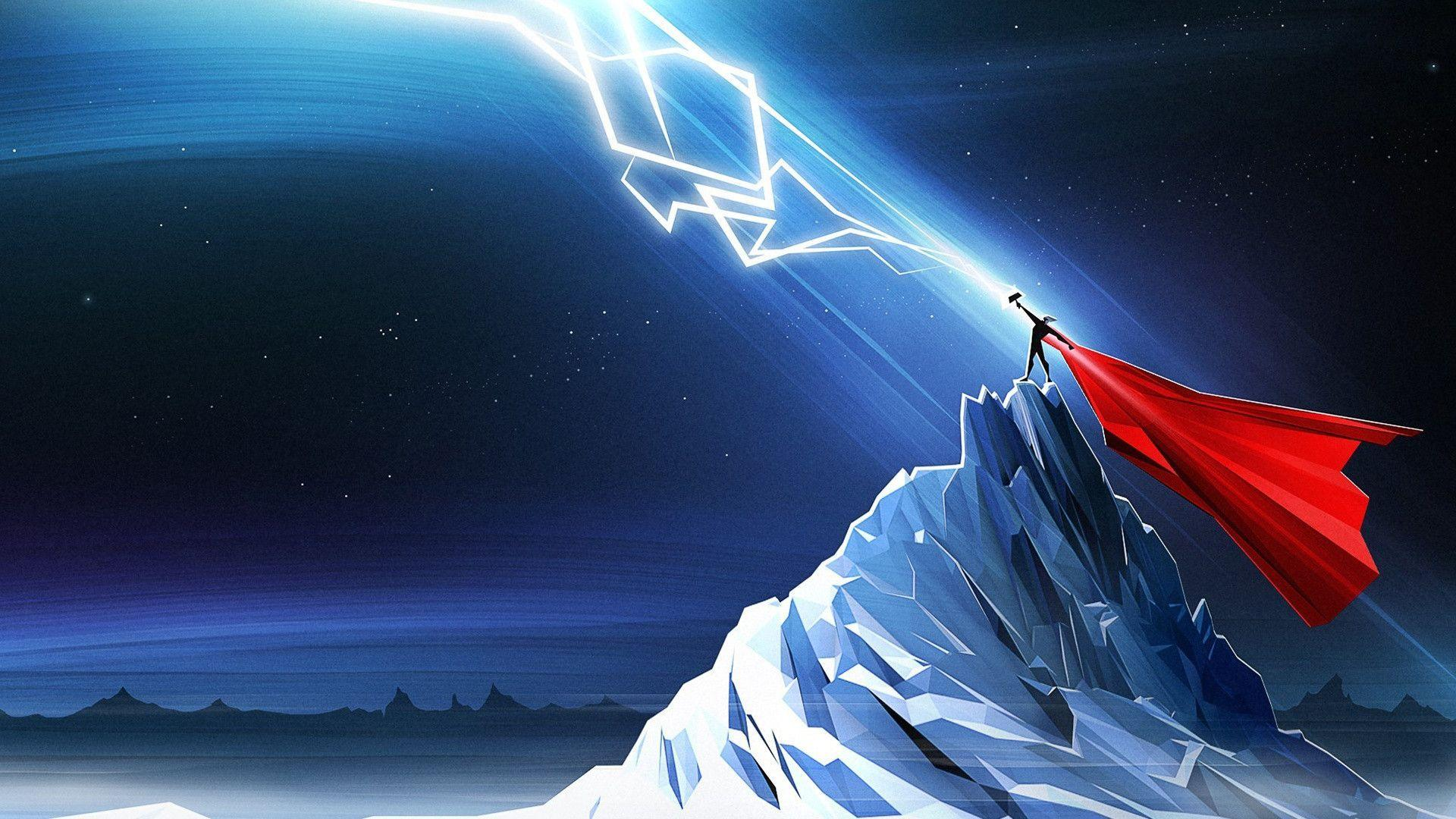 Hammer of thor wallpapers wallpaper cave - Thor hammer hd pics ...